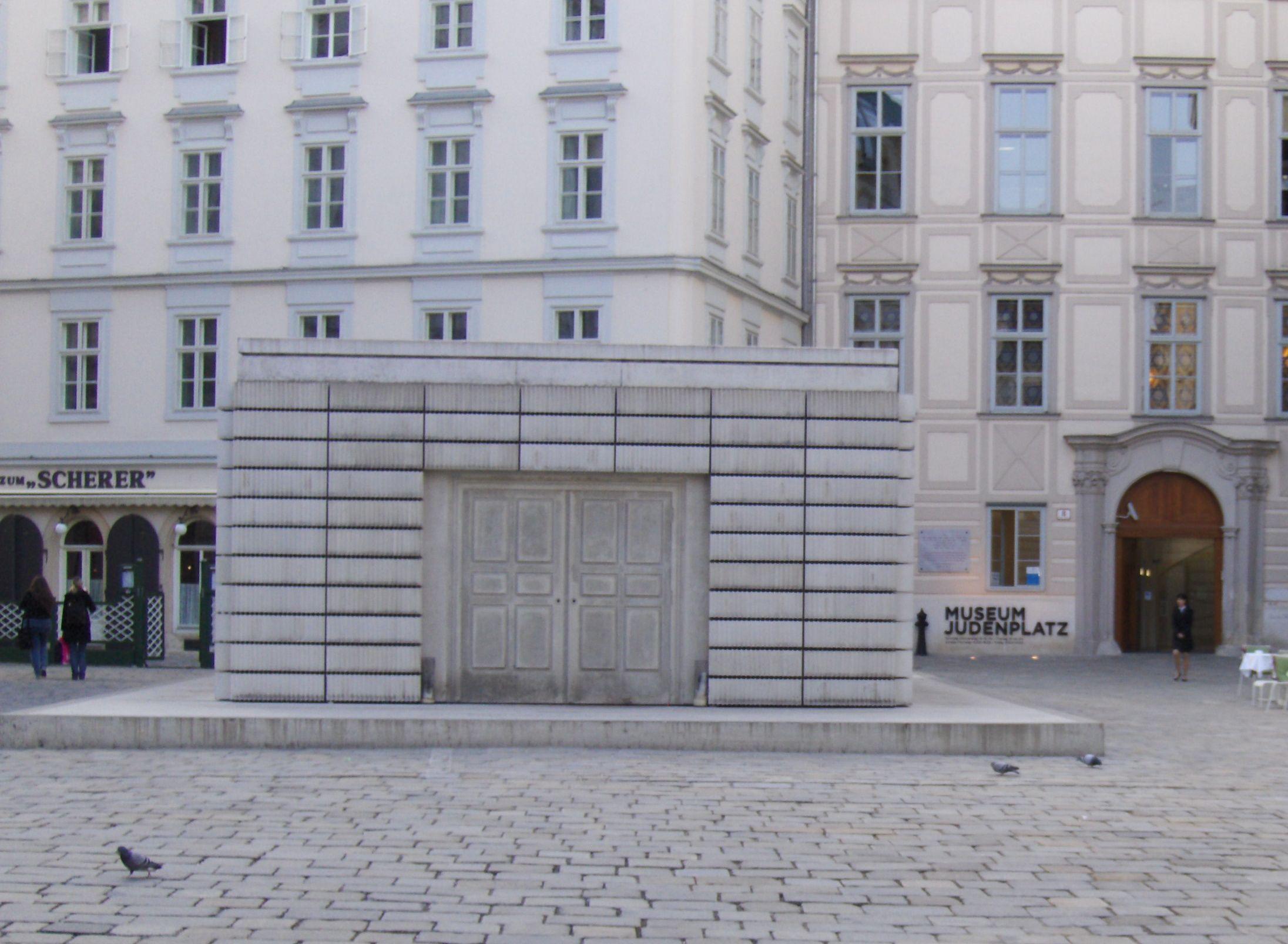 Judenplatz, Wien