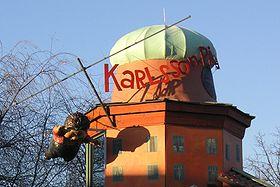 Karlsson på Klippmoskén