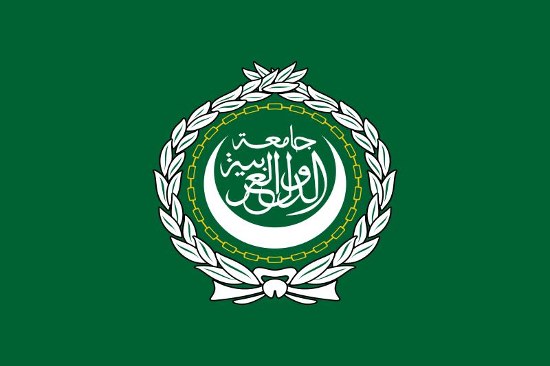 Arabförbundets flagga