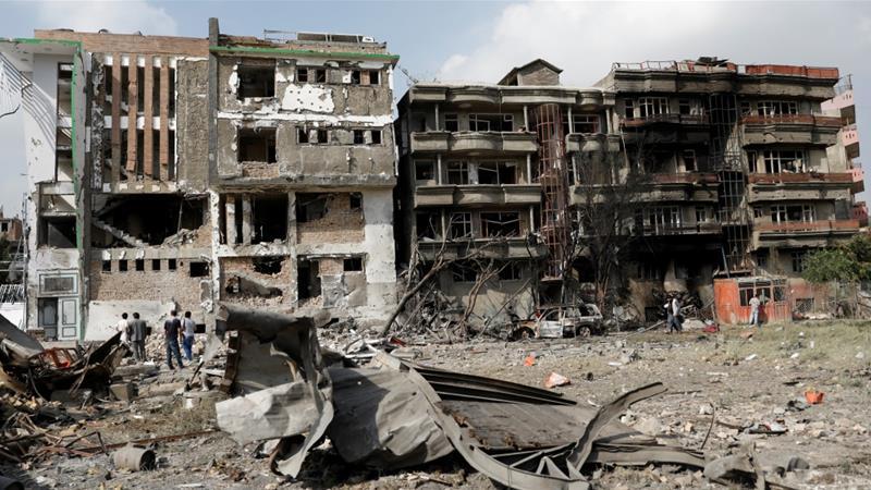 Kabul juli 2019