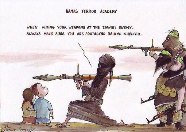 Hamas' terror-akademi