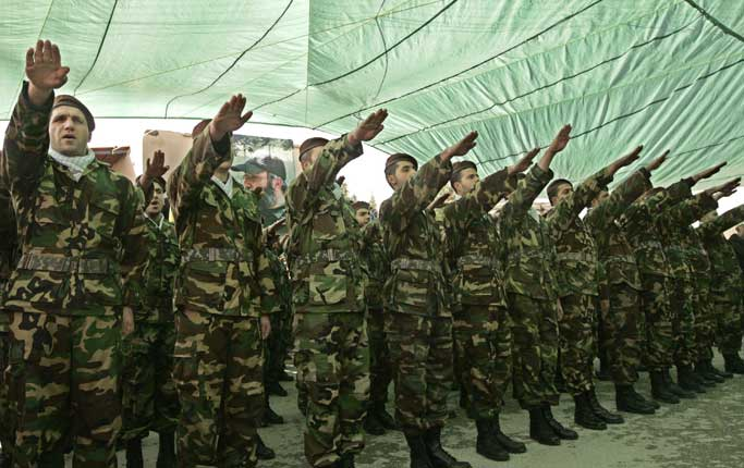 Hisbollah heilar