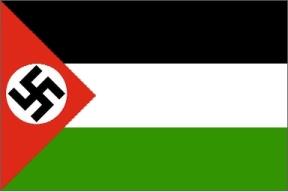 Palestinas nazi-flagga
