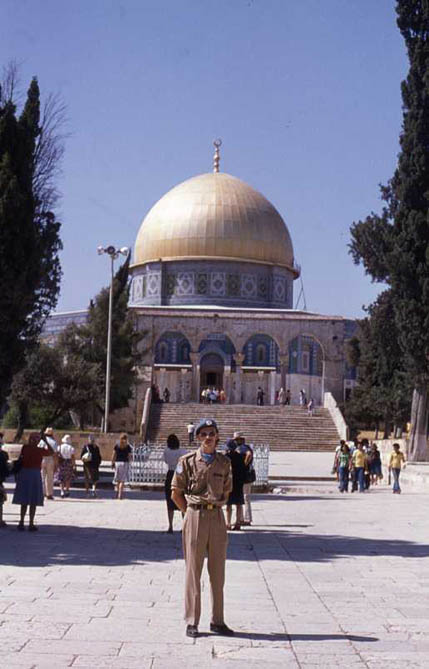 Tempelplatsen 1976